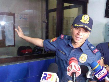 NCRPO Chief Guillermo Eleazar, muling nagsagawa ng surprise inspection sa mga presinto sa Metro Manila