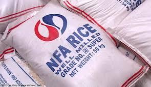 Milyong sako pa ng NFA rice hindi pa naibababa dahil sa masamang panahon