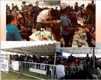 Aid to fight Poverty, isinasagawa ng Iglesia ni Cristo sa Quirino Grandstand ngayong linggo , July 15