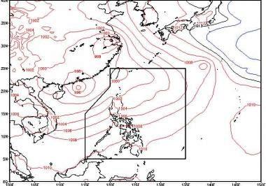 Mga pag-ulan dulot ng Habagat, asahan pa rin ngayong Lunes