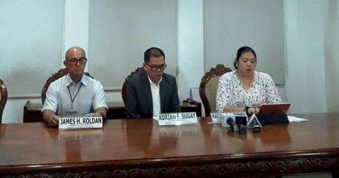 Construction company at limang iba pang kumpanya kinasuhan ng BIR ng tax evasion sa DOJ dahil sa halos 82 milyong pisong utang sa buwis
