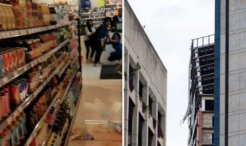 Northern Venezuela niyanig ng magnitude 7.0 na lindol