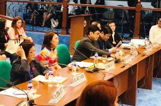 Senador Antonio Trillanes itutuloy ang kasong plunder laban sa magkakapatid na Tulfo at mga opisyal ng DOT at PTV- 4