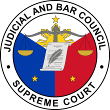 Judicial and Bar Council sinimulan na ang public interview para sa mga aplikante para sa posisyon ng Chief Justice