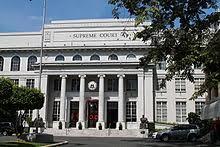 Korte Suprema, nagpatupad ng balasahan sa chairmanship ng tatlong dibisyon nito