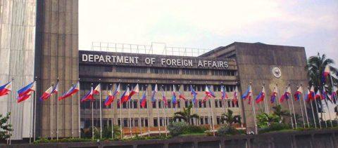 Consular offices ng DFA na nagsara dahil sa Typhoon Ompong, balik-operasyon na ngayong araw