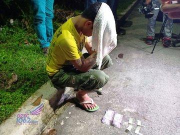 Lalaki, arestado sa buy- bust operation sa Quezon City
