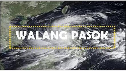 Walang pasok ngayong Lunes, Sept. 3