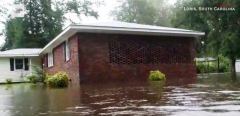 Death toll sa paghagupit ng Hurricane Florence sa US, 15 na