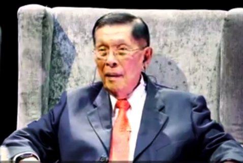 Dating Senate Pres. Juan Ponce Enrile, iginiit na alyansa ng Liberal Party at NPA-CCP ang isa sa mga dahilan kaya idineklara ni dating Pangulong Marcos ang Martial Law noong 1972