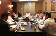 Pangulong Duterte nagpatawag ng Cabinet meeting sa Jordan