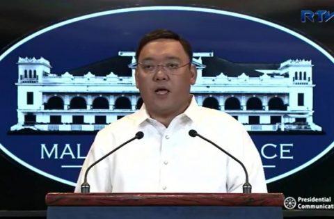 Malakanyang nagpaliwanag sa hindi pagsipot sa public engagement kahapon ni Pangulong Duterte