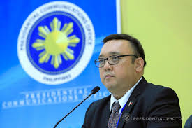 Dating Presidential spokesman Harry Roque nagpaalam na sa Malacañang Press corps
