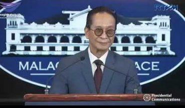 Malakanyang, kumbinsidong hindi agad maaaksyunan ng Comelec ang listahan ng mga Narco-Politicians na isusumite ng DILG