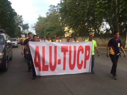 TUCP, nanawagan kay Pangulong Duterte na itaas sa 80 piso ang 25 piso umento sa sahod sa Metro Manila