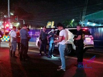 Pulis, patay sa ambush sa Quezon City