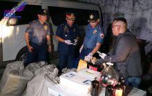 Mga sangkap at aparato sa paggawa ng shabu, nasabat sa isang abandonadong van sa Pasig City