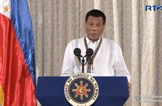 Pangulong Duterte, biyaheng Singapore ngayong araw para sa Asean summit