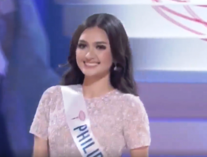 Pambato ng Pilipinas na si Ahtisa Manalo, itinanghal bilang first runner-up sa Miss International 2018 beauty pageant