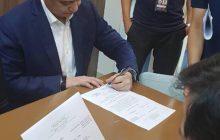 Senador Antonio Trillanes, naglagak na ng piyansa sa Pasay City RTC para sa kasong libel