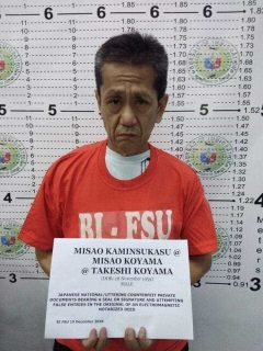 Lalaking most wanted sa Japan, arestado ng Bureau of Immigration sa Maynila