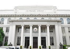 Pasok sa mga Korte sa bansa sa December 26, 2018 at January 2, 2019, suspendido