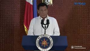 Pangulong Duterte, sasalubungin ang Bagong Taon sa piling ng kanyang pamilya sa Davao City