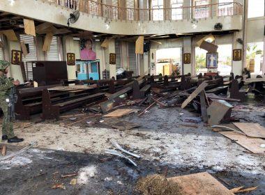 Panibagong pagsabog sa Zamboanga, wala umanong kinalaman sa Jolo bombing.....militar, umapila sa publko na tumulong sa mga otoridad