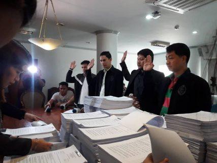 NBI naghain ng kaso sa DOJ kaugnay sa mga nakumpiskang magnetic lifters; dating Customs Commissioner Isidro Lapeña kabilang sa kinasuhan