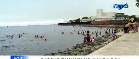 Manila Bay, imposibleng malinis ng gobyerno dahil sa mahigit 3.5 milyong pamilyang walang comfort rooms