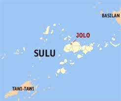 Jolo, Sulu, inilagay na sa lockdown matapos ang madugong pambobomba