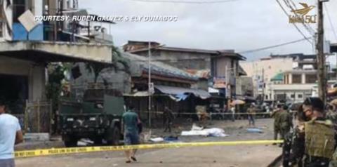 Pag-ako ng ISIS sa Jolo bombing, isa lamang propaganda - AFP