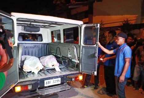 Mag-asawa, patay matapos pagbabarilin sa loob ng kanilang bahay sa Caloocan City