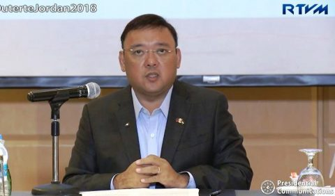 Dating Presidential Spokesperson Harry Roque, umatras na sa pagtakbo bilang Senador