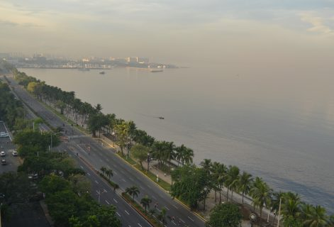 Libu-libong pamilya na mapapaalis sa Manila Bay, tiniyak na bibigyan ng malilipatan