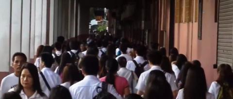 Pagkakaroon ng tuition fee hike sa mga pribadong unibersidad at kolehiyo, hindi pa aprubado ng CHED