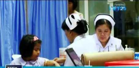 DOH, inatasan ni Pangulong Duterte na gumawa ng paraan para bumalik ang tiwala ng publiko sa Immunization program ng pamahalaan