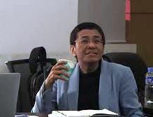 Rappler CEO Maria Ressa, binuweltahan ng Malakanyang sa akusasyon nitong abusado sa kapangyarihan ang administrasyon