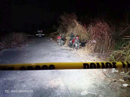 Dalawang magnanakaw ng motorsiklo, patay matapos makipagbarilan sa mga pulis sa Quezon City