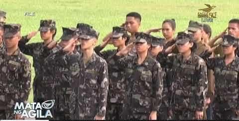 Panukalang ibalik ang mandatory ROTC training sa mga Senior High school at College tinalakay na sa Senado