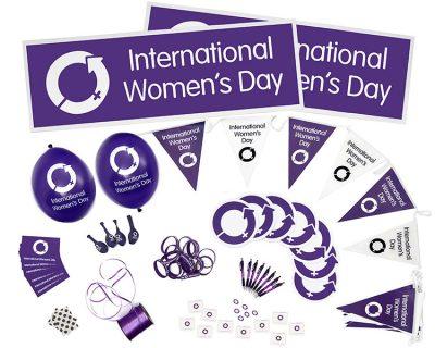 International Womens Day, gugunitain bukas...Samantala, kalusugan ng mga kababaihan tampok sa mga pagdiriwang