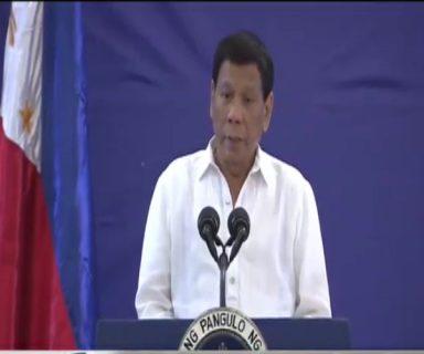 Pangulong Duterte, maglalabas ng desisyon sa April 15 kung sino ang mananagot sa water shortage sa Metro Manila