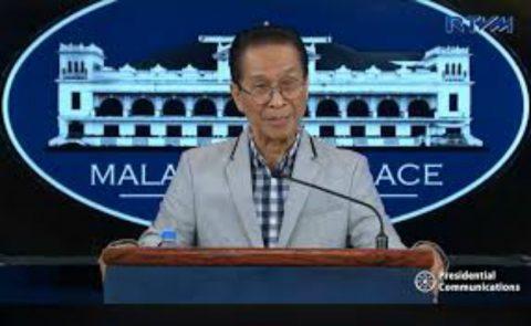 Bantang rebelyon ni MNLF Chairman Nur Misuari kapag hindi natuloy ang Federalismo, handang labanan ni Pangulong Duterte