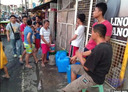 Executive order para resolbahin ang problema sa suplay ng tubig sa Metro Manila, binabalangkas pa ng Malakanyang