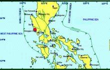 Castillejos, Zambales, niyanig ng 5.7 magnitude na lindol...pagyanig naramdaman sa mga kalapit lalawigan kabilang ang Metro Manila