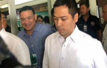 Pagbasa ng sakdal kay Cong. Rolando Andaya Jr., ipinagpaliban ng Sandiganbayan