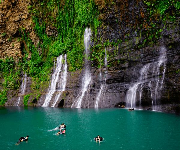 300,000 pulis, itinalaga  sa mga tourist spots sa Misamis Oriental ngayong bakasyon