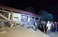 Search and Rescue operations sa Porac, Pampanga, ititigil muna