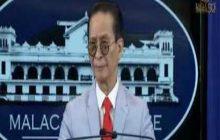 Kapalaran ng mga opisyal ng MWSS, dedesisyunan ni Pangulong Duterte sa linggong ito