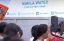 Manila water, tiniyak na hindi na mauulit ang water crisis na naranasan ng kanilang mga customers